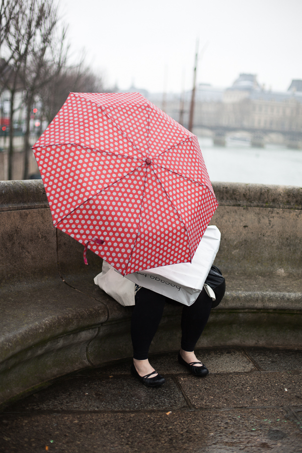 prickigt paraply